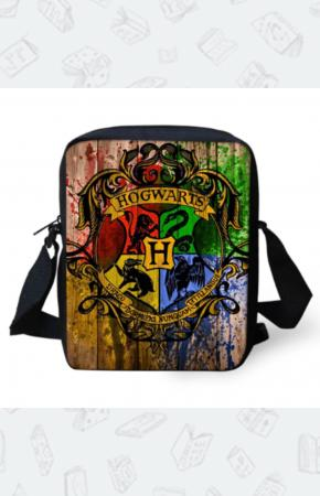 "Гарри Поттер. Сумка через плечо ""Факультеты Хогвартса"""