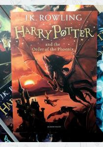 Книга Harry Potter and the Order of the Phoenix