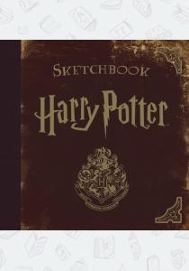 "Скетчбук ""Гарри Поттер"""