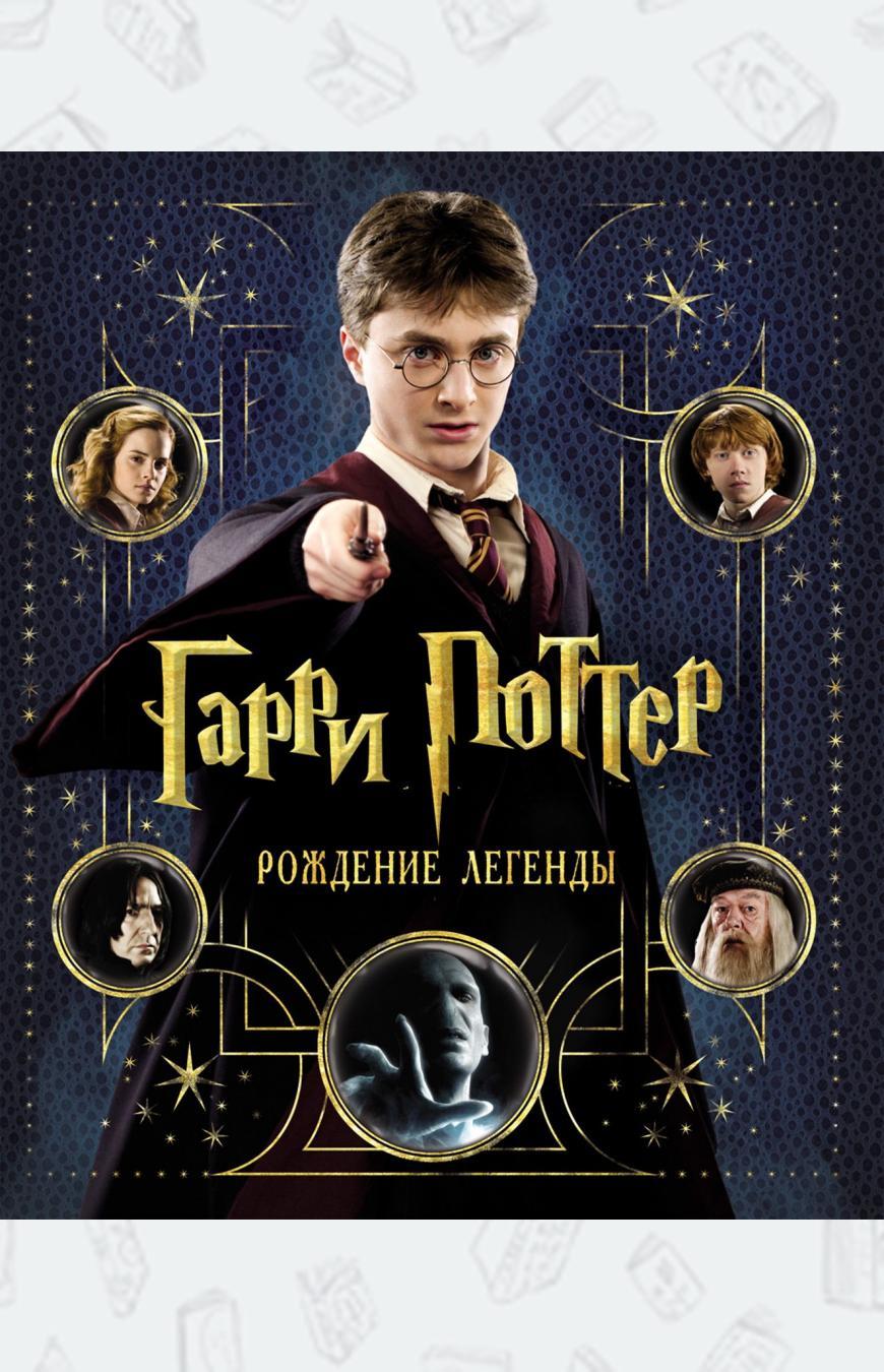 Купить книгу Гарри Поттер: Рождение легенды издательства ...